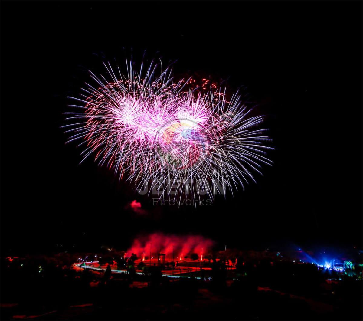 The 28th Anniversary Celebration Fireworks Show of Uzbekistan